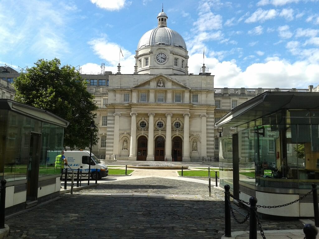 Dublin+-+Government+Buildings